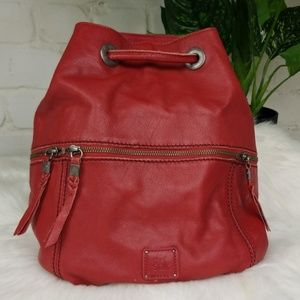 The Sak Learher Hobo Backpack